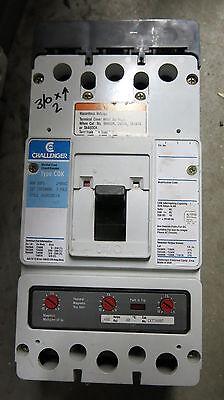 Challenger Cdk3400 400 Amp 240 Volt Circuit Breaker- Warranty