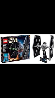LEGO STAR WARS PACK UNOPENED ••NEW•• $300 ONO Rockingham Rockingham Area Preview