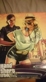 Gta 5 posters