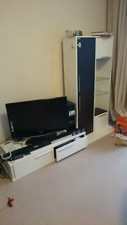 Contemporary tv cabinet Breakfast Point Canada Bay Area Preview