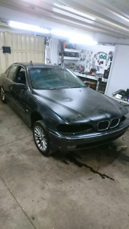 Bmw e39 523i  wrecking Penrith Penrith Area Preview