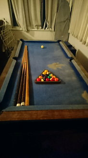 Pool table Warradale Marion Area Preview