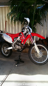 Crf450r injected Rec reg  SWAP for ss Craigieburn Hume Area Preview