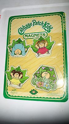 CABBAGE PATCH KIDS SET OF THIN MAGNETS