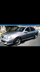 Extremely low kms.. 2004 XR6 Birmingham Gardens Newcastle Area Preview