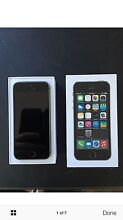 iPhone 5(S)16 gb Space Grey unlocked ASNEW (all accessories) Blacktown Blacktown Area Preview