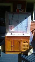 Bathroom vanity basin + shaving cabinet Bardwell Park Rockdale Area Preview