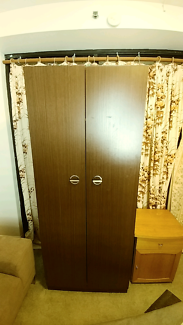 Wardrobe excellent condition. Solid, beautiful and functional