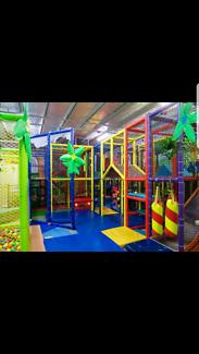 Children's  indoor play centre