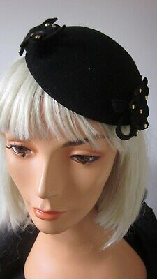 1950s Hats: Pillbox, Fascinator, Wedding, Sun Hats 1950,s orig vint