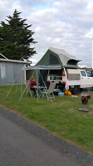 Aussie traveller roof top tent & tent in Latrobe Valley VIC | Miscellaneous Goods | Gumtree ...