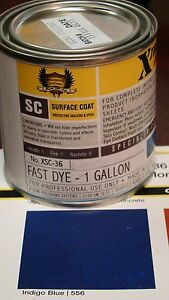 1-GL-Indigo-Blue-CONCRETE-COLOR-DYE-FOR-CEMENT-STAIN-Covers-500-sq-ft