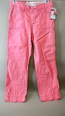 Mossimo Supply Co. Straight Leg Pants Rose Girls Size 12