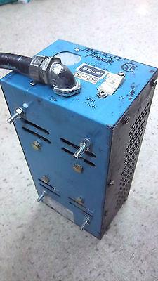 Sola Constant Voltage Transformer 63-13-114 Ser. 80d Used 6313114