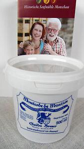 Original-Monschauer Senf Ur-Rezept 500ml Nachfülleimer