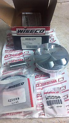 Wiseco Forged Piston 9892m10795 Harley Davidson V-rod Vrsca Cr2001-10 Back
