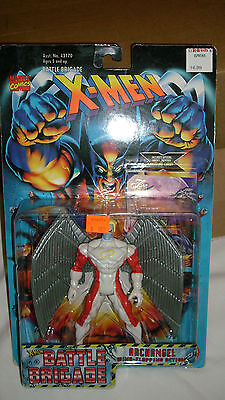 X-Men Battle Brigade Action Figure Archangel on Rummage