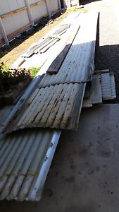 Gal corrugated iron Seaspray Wellington Area Preview