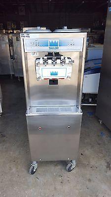2009 Taylor 794 Soft Serve Frozen Yogurt Ice Cream Machine Warranty 3Ph Air