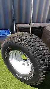 New cooper discoverer 33 inch mud Queens Park Canning Area Preview