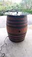 Arcade Wine Barrel