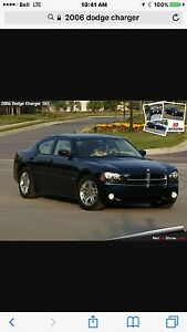 2006 Dodge charger parts car