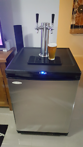 $950 negotiable. Kegerator twin tap complete setup. Tuggerah Wyong Area Preview
