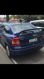 Holden Astra 2.2 sri Newport Pittwater Area Preview