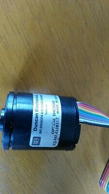 Duncan Electronics - Used Optical Encoder Bei Ex113-200-1