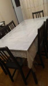 Ikea dining table for sale