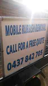 Mobile Rubbish Removal Melton West Melton Area Preview