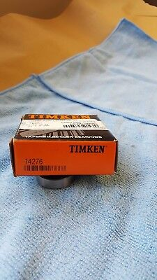 Timken 14276 Bearing Cup 14276 N.o.s. Lot Of 4