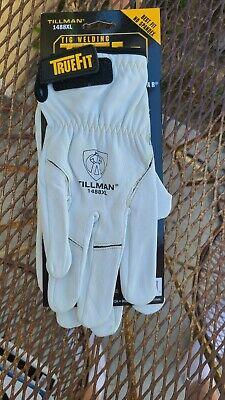 Tillman 1488xl Truefit Tig Welding Gloves