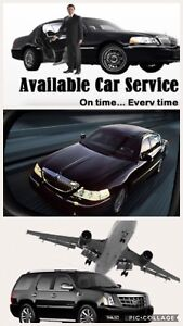 Airport Pearson taxi & limo call 24/7 available 416-407-7355