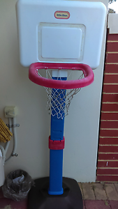 Little Tikes TotSports Basketball Set, Adjustable Height, Learn t South Perth South Perth Area Preview