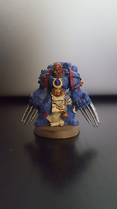 Warhammer 40k space marines ultramarines commander Nowra Nowra-Bomaderry Preview