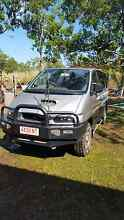 8Seat 4WD To explore the outback  98 Mitsubishi Delica 2.8 turbo. Litchfield Area Preview