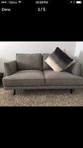 New 2 seater sofa couch lounge Glenmore Park Penrith Area Preview