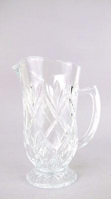 20cm Glass Jug Water Pot Wedding Gift Event Home Appliance