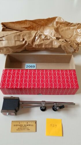 STARRETT 657AA Magnetic Base Indicator Holder - NEW in BOX - FREE Shipping - USA