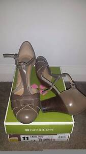 """Naturalizer """"Vamoose"""" Mocha Taupe leather, Size 11 Westmead Parramatta Area Preview"""