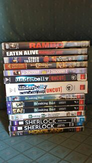 Dvds random some new Belmont Lake Macquarie Area Preview