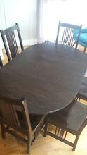Expandable Dining Table Spotswood Hobsons Bay Area Preview