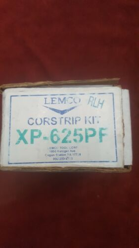 LEMCO XP 625PF CABLE CORING AND STRIPING KIT