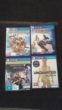 Ps4 games uncharted , just cause3 destiny mx vs atv Payneham South Norwood Area Preview