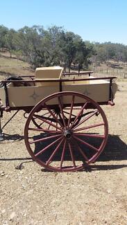Spring Cart - Horse drawn Goomeri Gympie Area Preview