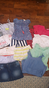 Bulk lot size 2 girls clothing Mount Warren Park Logan Area Preview