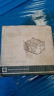 Telemecanique contactor auxiliar CA2DK122FA65