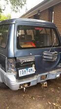 1992 Mitsubishi Pajero Cootamundra Cootamundra Area Preview