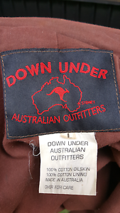 Down Under 3/4 Jacket Hendra Brisbane North East Preview